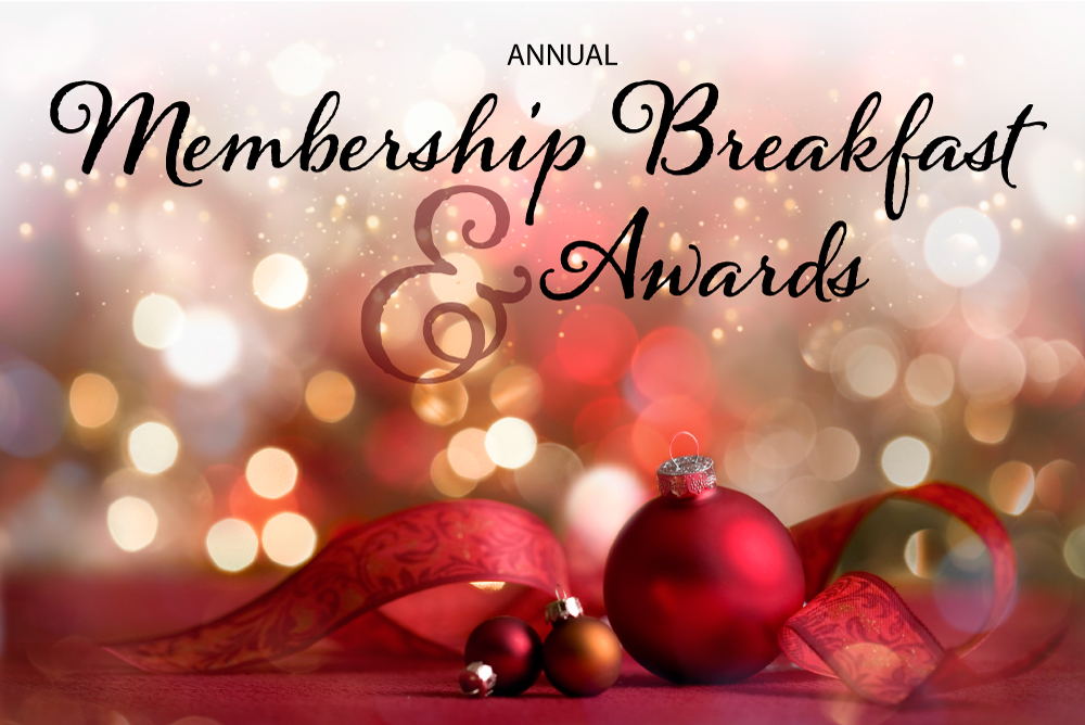 Membership Breakfast and Awards